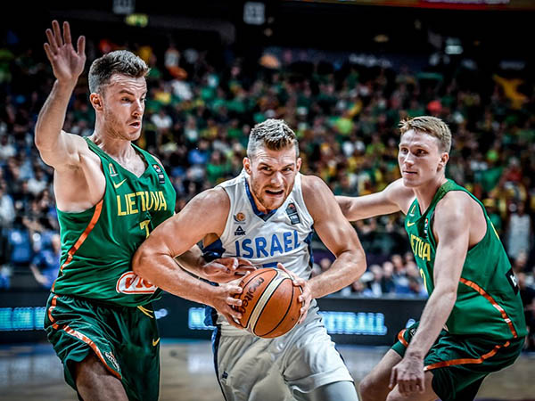 לב יכול היה לפצות על יכולת (FIBA)