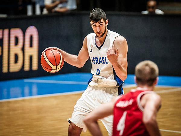 זוסמן ישחק בליגת העל (FIBA)