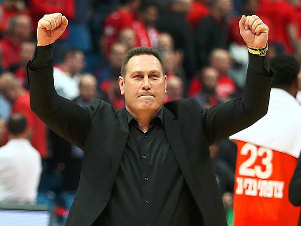 גודס, הוביל את הכתומים לגמר ראשון מאז 2012 (אלן שיבר)