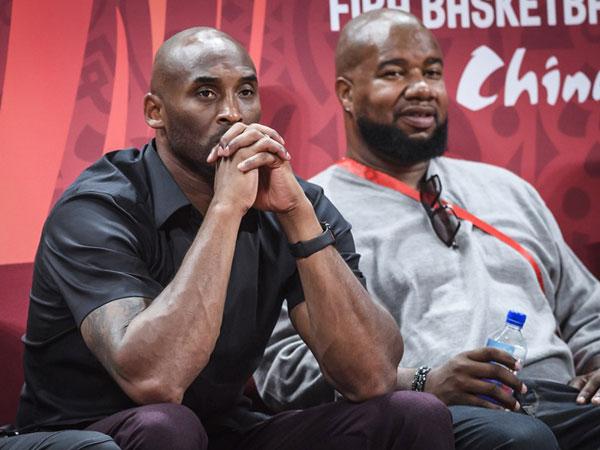 קובי בראיינט, כיבד את האירוע בנוכחותו (FIBA)