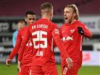 לייפציג ניצחה 0:1 את שטוטגרט ועלתה לפסגה