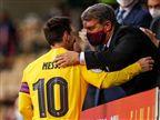ברצלונה בהתייחסות רשמית ראשונה לפרשייה שהסעירה את עולם הכדורגל (Getty)