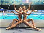 בלכר ובובריצקי במקום ה-8 באליפות אירופה