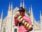 צפו: אגן ברנאל זכה בג'ירו ד'איטליה