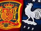 יריבות אדירה: ענו על חידון ספרד - צרפת