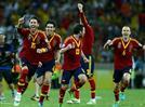 ספרד בגמר אחרי 6:7 בפנדלים על איטליה