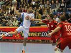כדוריד: 25:27 גדול לישראל על בלגיה