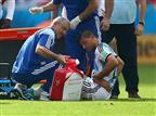 גמר את המונדיאל: אגוארו לא יחזור לשחק