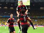 גרמניה בגמר: 1:7 היסטורי על ברזיל