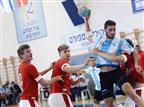 אליפות אירופה: 41:25 לעתודה מול סלובניה