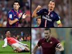 10 שערי האלופות: מי ניצח את סוארס?
