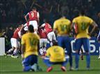 11 מול 1: ההבדל בין פרגוואי לברזיל