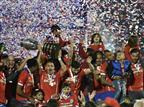 תואר ראשון: הקופה אמריקה של צ'ילה