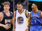 משחקי הרעב: חצי עונה מלאת שיאים ב-NBA
