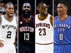 מי מספר 1? ארבעה בעקבות תואר ה-MVP
