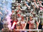 פינת האולטראס: מבצע צבאי בגרמניה