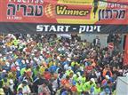 מרתון טבריה יתקיים ביום ראשון