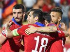 ברגל ימין: 1:2 לארמניה על ליכטנשטיין בליגת האומות