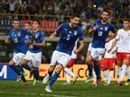 ז'ורז'יניו הציל נקודה לנבחרת איטליה מול פולין