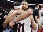 נגמר בסוויפ: גולדן סטייט בגמר ה-NBA