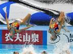 נבחרת השחיה האמנותית שישית באליפות העולם