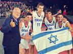 3 על 3: ישראל סיימה במקום השלישי