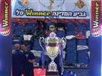"""טייק 2: ראשל""""צ וי-ם יפגשו בחצי גמר הגביע"""