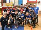 נבחרת הבייסבול קיימה אימון מיוחד ברעננה