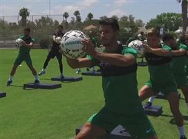 מכבי חיפה פתחה עונה (האתר הרשמי)