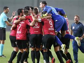 """תספרו אותה: 1:2 דרמטי להפועל חיפה מול מכבי ת""""א"""