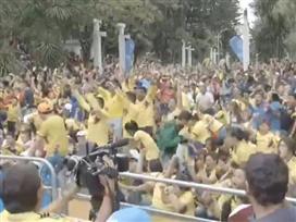 שמח בבוגוטה: הצבע חזר לקולומביאנים