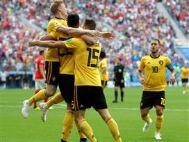 בלגיה ניצחה וחתמה מונדיאל במקום ה-3