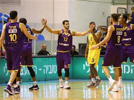 חולון השיגה באשדוד ניצחון ליגה ראשון העונה