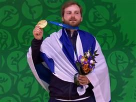 ריכטר זכה בזהב והבטיח את מקומו בטוקיו 2020