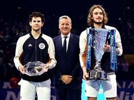 בכורה חלומית: ציציפאס זכה בטורניר סוף השנה