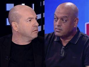 """העימות בין אייל ברקוביץ' ליו""""ר אום אל פאחם"""