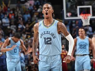 מוראנט עף לפסגה: מצעד מהלכי הלילה ב-NBA