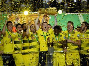 סוף מתוק: דורטמונד זכתה בגביע הגרמני