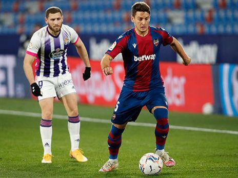 השלים עוד 90 דקות בליגה הספרדית. וייסמן (GETTYIMAGES)
