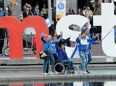 חגיגה ישראלית בהולנד (דטלב סייב)
