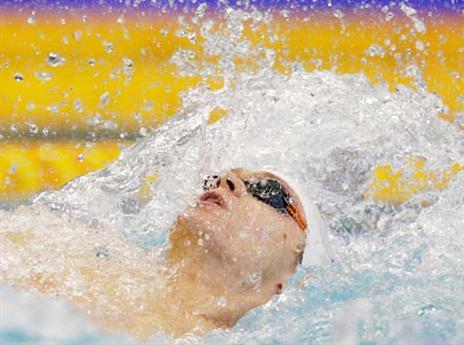 שיא ישראלי ומקום 11 ב-100 גב. גמבורג (GETTYIMAGES)