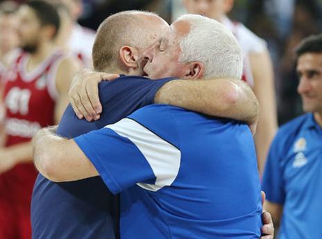 הישג גדול לספורט הישראלי. אדלשטיין וגרשון (אלן שיבר)