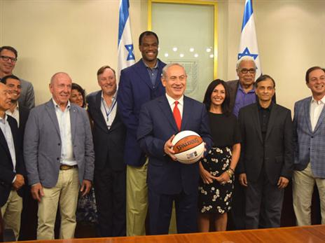 """""""כדורסל ללא גבולות"""" מגיע לישראל"""