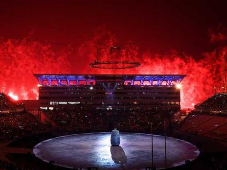 כמעט 3,000 ספורטאים ייקחו חלק בחגיגה (Getty)