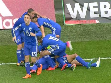 הנערים הוגרלו ביורו מול אנגליה ואיטליה