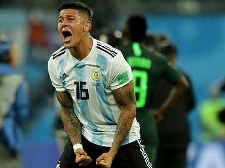 """""""ואמוס ארגנטינה"""". רוחו (getty)"""