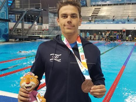 (צילום: הוועד האולימפי בישראל)