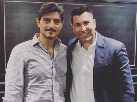 """""""מצפים לעונה בלי כל הבעיות שהיו"""". ינאקופולוס בראיון מיוחד לערוץ הספורט"""