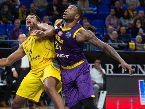 טנריפה עשתה ככל העולה על רוחה (FIBA)