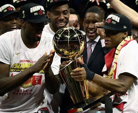 יש אליפות לטורונטו (צילום: Ezra Shaw/Getty Images)